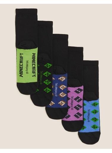 Marks & Spencer Çorap Siyah